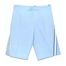 Swimming Shorts Males Track Junior Light Blue Sports Speedo Fitted 81.3cm