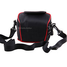 HD Camcorder Shoulder Waist Carry Case Bag For Canon LEGRIA HF R606 R66 R68