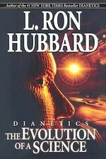 Dianetics: The Evolution of a Science      ( English)  Brand-new    Hardcover