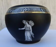 Royal Bayreuth Continental Vase Semi Nude Fairies in Greek Draped Gowns Unusual