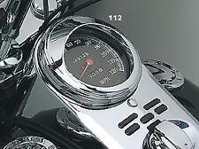 NEW Kuryakyn Rick Doss speedometer trim for Harley-Davidson  most year models