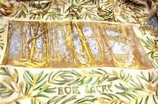 "AUTHENTIC LALIQUE ""BOIS SACRE"" SACRED WOOD 100% SOIE SILK SHAWL SCARF OR WRAP"