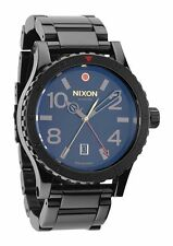 Nixon The Diplomat SS Analog Blue Dial Men's Watch A277-1883