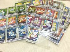 BANDAI Pokemon Carddass Series of Part 3 to 4 Complete set 151 card 1997y JAPAN