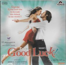 GOOD LUCK - NEW BOLLYWOOD SOUNDTRACK CD - FREE UK POST