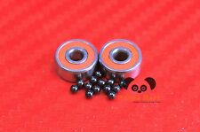 Hybrid Ceramic Ball Bearings Fits SHIMANO CALCUTTA 201TE (LEFT HAND) ABEC-7
