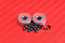 Hybrid Ceramic Ball Bearings Fits ABU GARCIA AMBASSADEUR 6601 C4 ABEC-7 Bearing