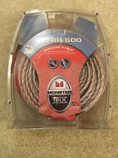 Monster THX Ultra 600 70ft High Performance Speaker Cable