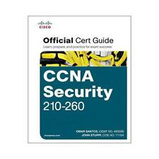 CCNA Security 210-260 Official Cert Guide by Omar Santos, John Stuppi (Mixed...