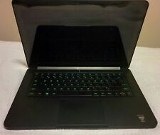 "Razer Blade 14"" 500GB EVO M.2 SSD 850, Intel Core i7 4th Gen 2.2ghz 8GB laptop"