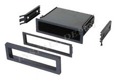 1986-2000 FORD MUSTANG TAURUS DIN Mount Trim Radio Stereo Aftermarket Dash Kit