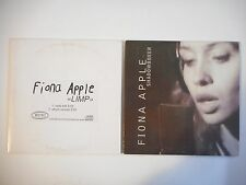 Unique Lot de 2 CD Single ▬ FIONA APPLE ▬ Port GRATUIT