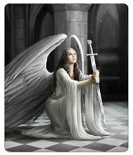 Anne Stokes The Blessing Angel Fairy Fantasy Goth Polar Fleece Throw Rug Blanket