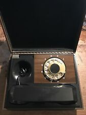 Vintage Spy Phone Deco-Tel Rotary Personal Telephone In Box Vintage