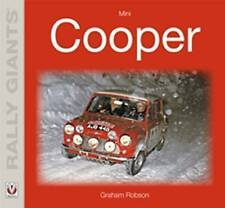 Mini Cooper/Mini Cooper S (Rally Giants Series) - Robson, Graham NEW Paperback 1