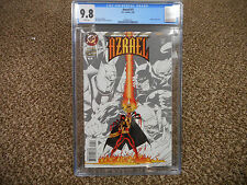Azrael 1 cgc 9.8 DC 1995 1st regular series Batman cover MINT comic WHITE pages