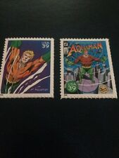 US Stamps Unused DC Comics Aquaman Collect or Use as Postage