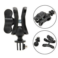 Diving Light Butterfly Clip Arm Clamp Mount Ball Base Adapter For Hero4 3+