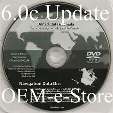 2007 to 2011 Chevrolet Suburban / Silverado Navigation OEM DVD Map V6.0c Update