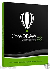 Corel DRAW Graphics Suite X8 Edu / Nonprofit with Free Shipping