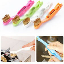 Gas Stove Cleaning Brush Range Steel Tools Oven Grill Kitchen Cleaning Supplies