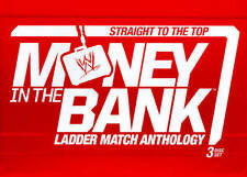 WWE: Straight to the Top - Money in the Bank Ladder Match Anthology (DVD,...