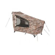 Instant Tent Cot Folding Camping Privacy Bed Shelter Realtree Camo Military NEW