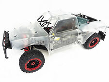 NEW 1/5 King Motor RC X2 Roller Truck Clear Body Losi 5IVE T Rovan LT Compatible
