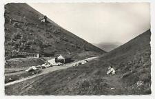 Postcard, Les Pyrenees - Col de Peyresourde (alt 1563 m) 1966