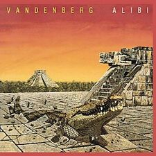Alibi by Vandenberg (CD, Feb-2002, Wounded Bird)