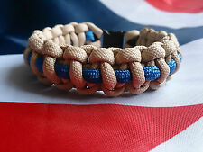 The Special Air Service Regiment Help For Heroes Inspired Handmade Bracelet