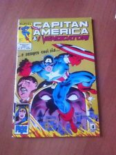 CAPITAN AMERICA & I VENDICATORI nr 21 STAR COMICS 1991 MARVEL ALPHA FLIGHT