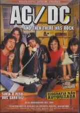 DVD AC/DC And Then There Was Rock Brazil brazilian NEW SEALED
