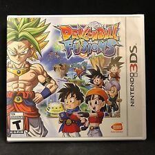 Dragon Ball Dragonball Fusions (3DS) BRAND NEW / US Version / In-Stock !!
