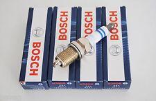 4x bujía de encendido Bosch doble platino bujías 1,8t turbo 110kw-165kw VW AUDI Skoda