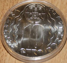 10 Euro Portugal 2004 Olympia Silber