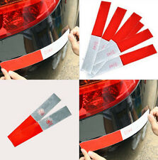 20pcs Car Truck Styling Reflective Tape Safety Warning Sticker Decal Vinyl Film