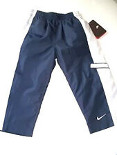 NEW NIKE BOYS 2 YEARS JOGGING TRACKS PANTS BLUE NAVY