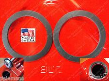 2 Jerry SPOUT GASKET Fuel Blitz Metal Gas Can Spout GSKT 5 Gallon Military 20L 2