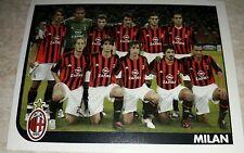 FIGURINA CALCIATORI PANINI 2005/06 MILAN SQUADRA ALBUM 2006