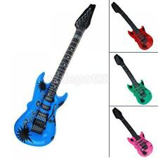 96CM Guitar Inflatable Blow-up Pool Toy Party Favours