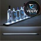 4ft - LED Light Shelf   Liquor Shelf   Bottle Shelves   Bar Display