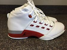 10.5 Nike Air Jordan 17 OG Retro 1 2 3 4 5 6 7 8 9 10 11 12 13 14 Red Foamposite