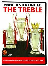 NEW Manchester United - The Treble Remastered DVD