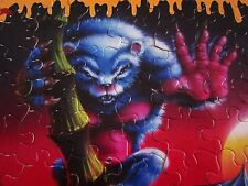GOOSEBUMPS Beast From East jigsaw puzzle RL Stine 1995 missing piece