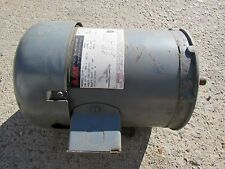 AJAX ELECTRIC MOTOR TCAM-12 , 1/2 H.P. 208-230/460 V , 1745 RPM USED