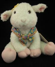 Hallmark Sheep Lainie Lamb Plush Story Book Friends 26P6 Stuffed Animal Toy