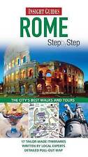 Insight Guides: Rome Step By Step (Insight Step by Step), By Langenscheidt Publi