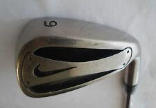 Nike Slingshot 9 IRON True Temper Speedstep Regular Steel Shaft / Slingshot Grip