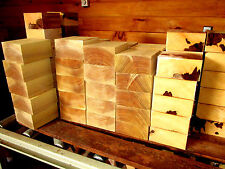 "SALE!!!! SIXTEEN (16) MAPLE BOWL BLANKS LATHE TURNING BLOCKS WOOD CARVE 5""x5""x3"""
